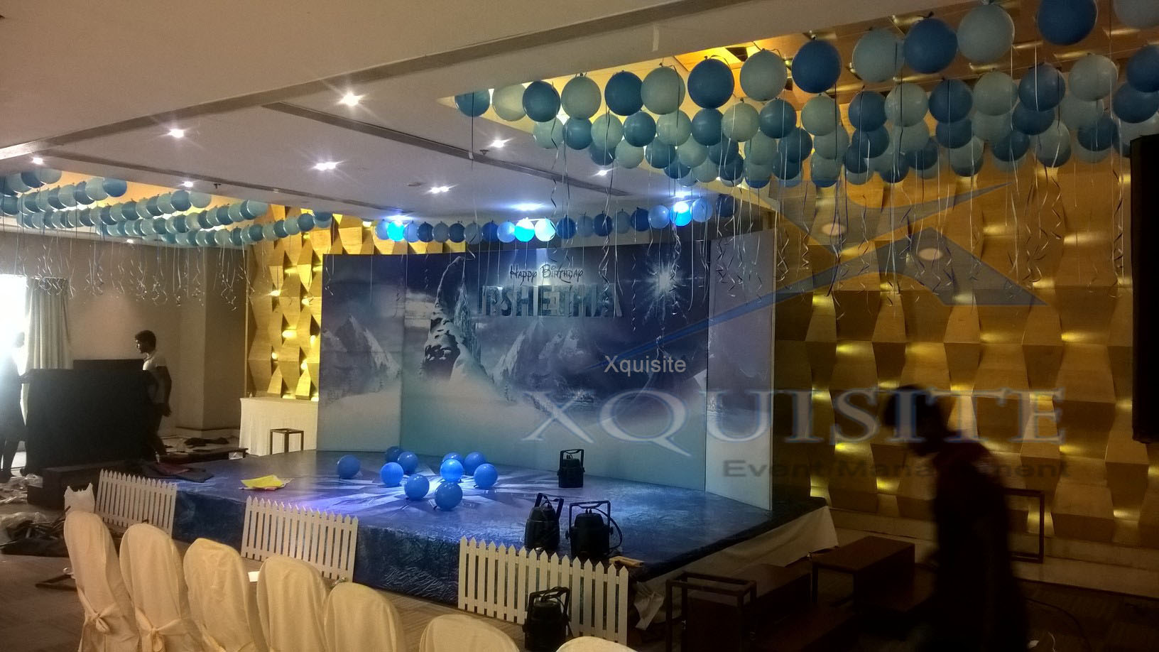 Theme based event conducted by Xquisite Event Management.