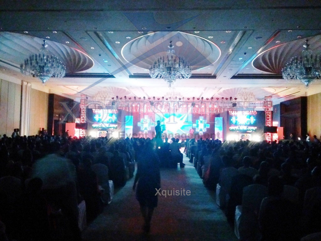 Best Corporate Event conducted by Xquisite Event Management in Chennai for leading Corporate.