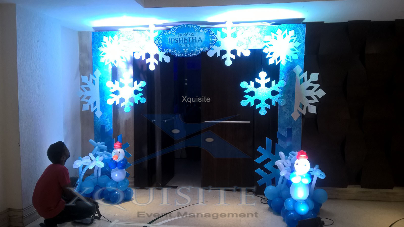 Pictures of Kids Event Conducted by Event Management Company Xquisite..