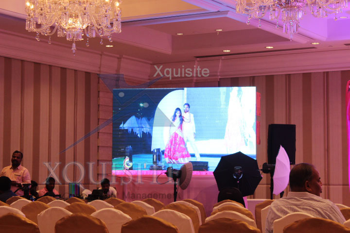 The Event conducted by Xquisite Event Management in Chennai for Marriage.