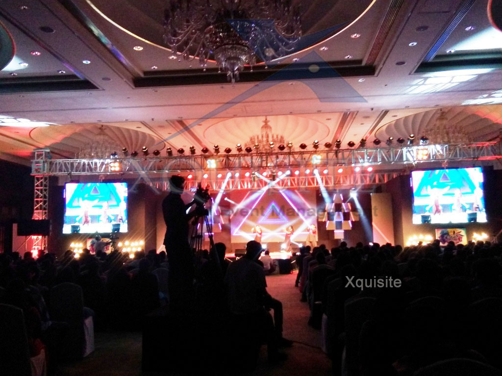 Picture of the  Event conducted by Xquisite Event Management in Chennai for Corporate.