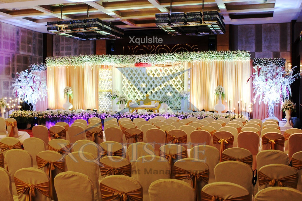The Event, Marriage, conducted by Xquisite Event Management in Chennai.