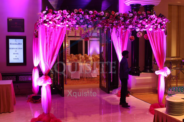 Wedding Event Management by Xquisite.