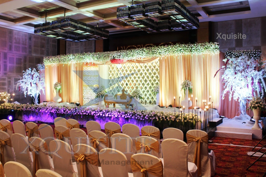 Picture of one of the Event, Reception conducted by Xquisite Event Management Chennai
