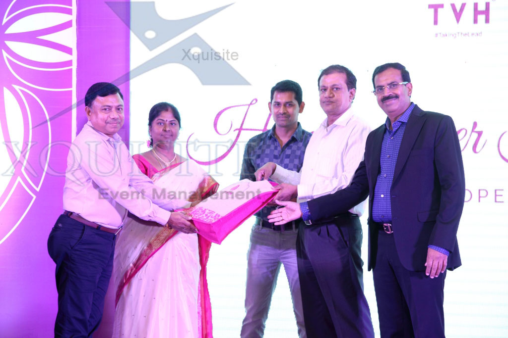 Portfolio of the Event conducted by Xquisite Event Management in Chennai for big Corporate.
