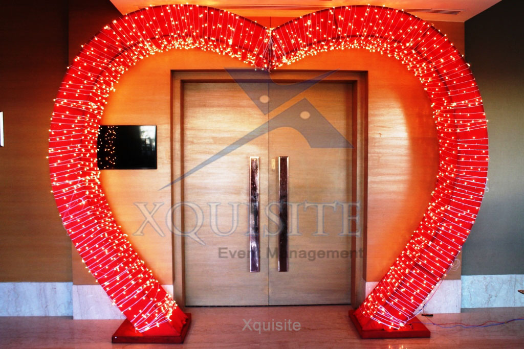 Sangeeth Ceremony- The Event conducted by Xquisite Event Management in Chennai.