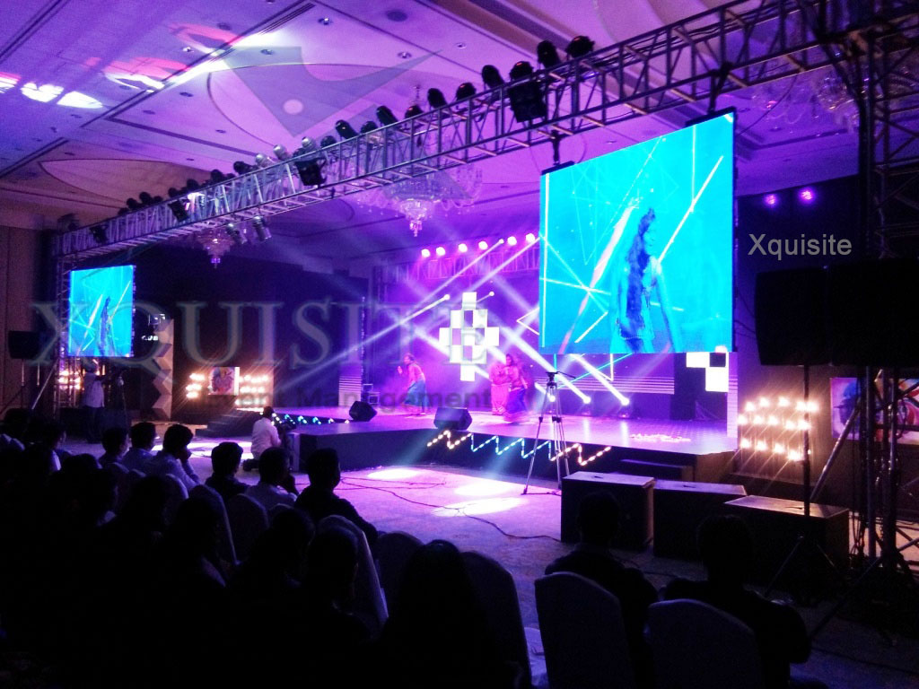 Event conducted by Xquisite Event Management in Chennai for Corporate.