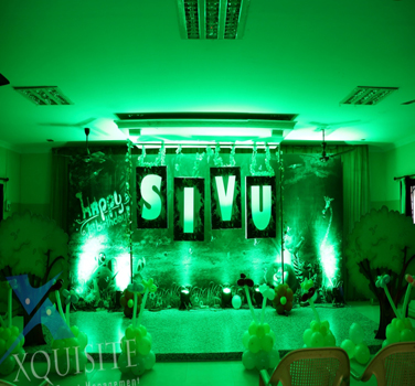 Event Management - Promotional Activities